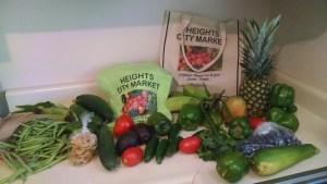 Heights market