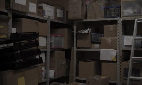 この会社の地下には、誰も近寄らない部署がある。