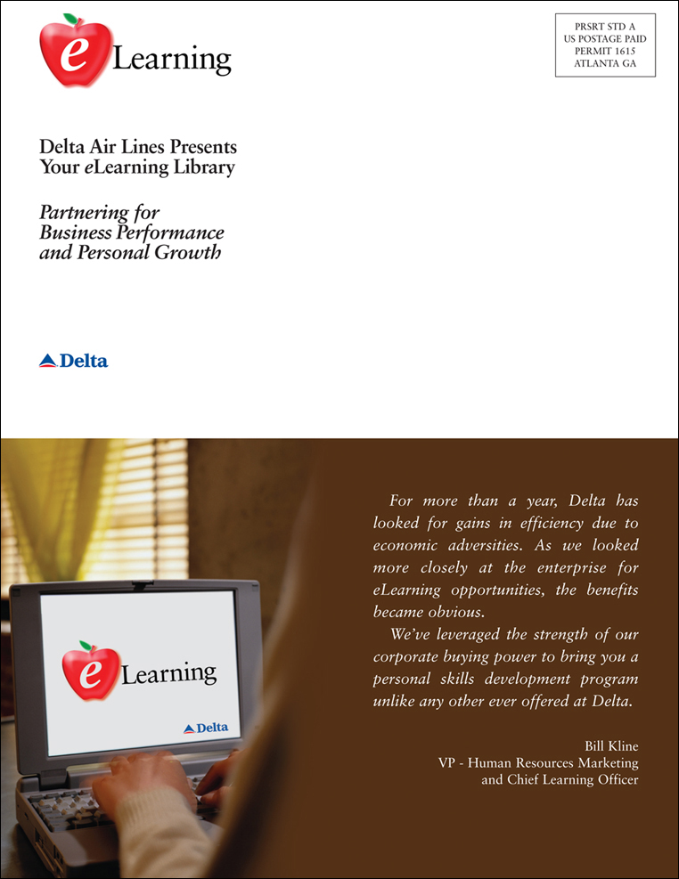 Delta Air Lines eLearning Program