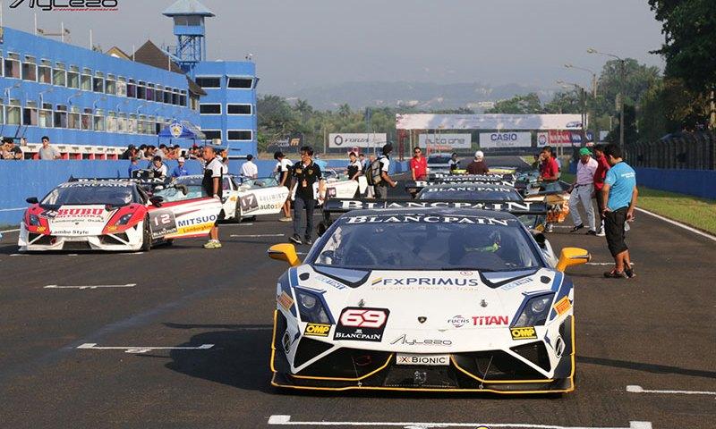 Aylezo Zen Low Lamborghini Gallardo