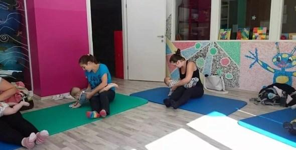 Razvojno gibalna vadba