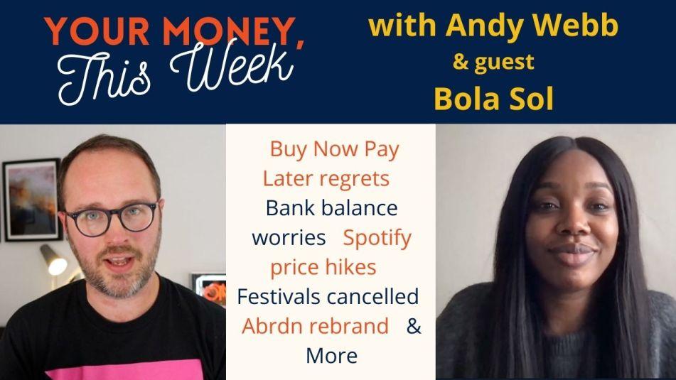 Andy Webb Bola Sol Cash Chats