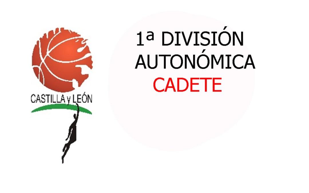Crónica 1º División Cadete Caja Rural Elecler Vs Agustinos Eras León