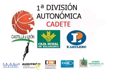 Crónica 1º división Cadete ELecler Caja Rural Vs CDP Ciudad de Ponferrada