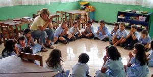 Costa Rican school