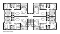 Low Income Housing Floor Plans Affordable Housing Floor