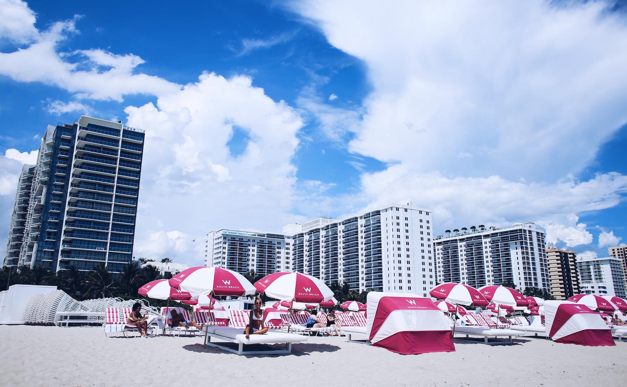 endless summer in miami at w south beach – debiflue