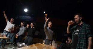 Beer pong turnir za Mašo