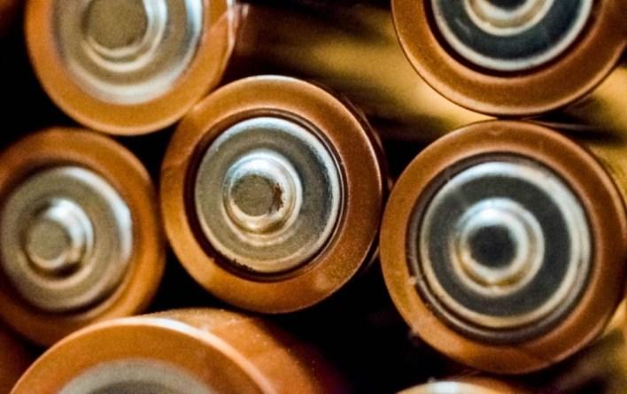 Baterija.