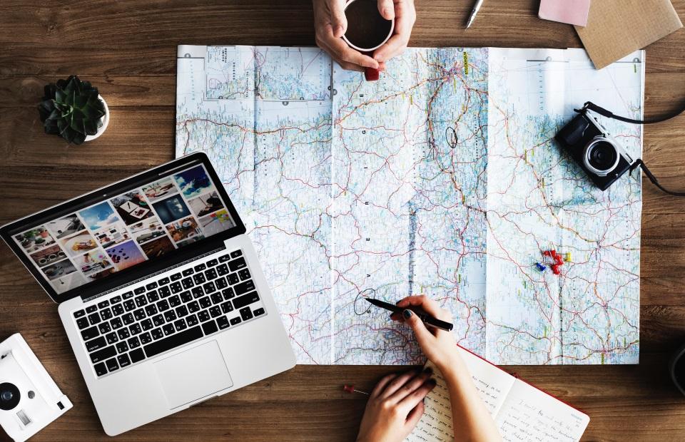 Načrtovanje potovanja