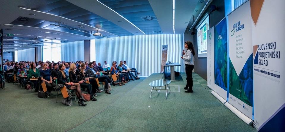 Forum 100 % Startup PLUS+ 2019 - predavanje