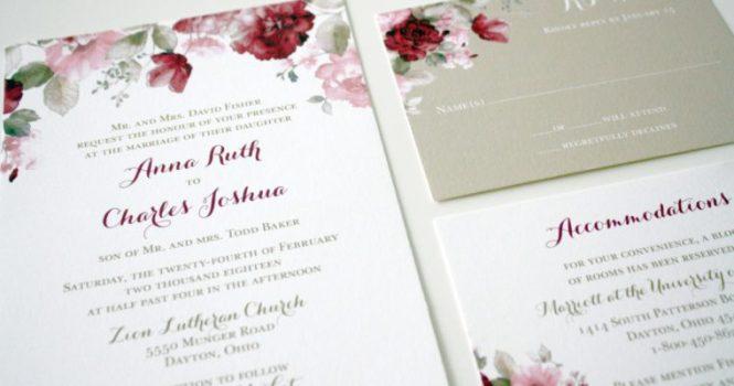 Wedding Invitations The Envelope