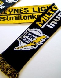 Custom Football Scarves | Foster Enterprises