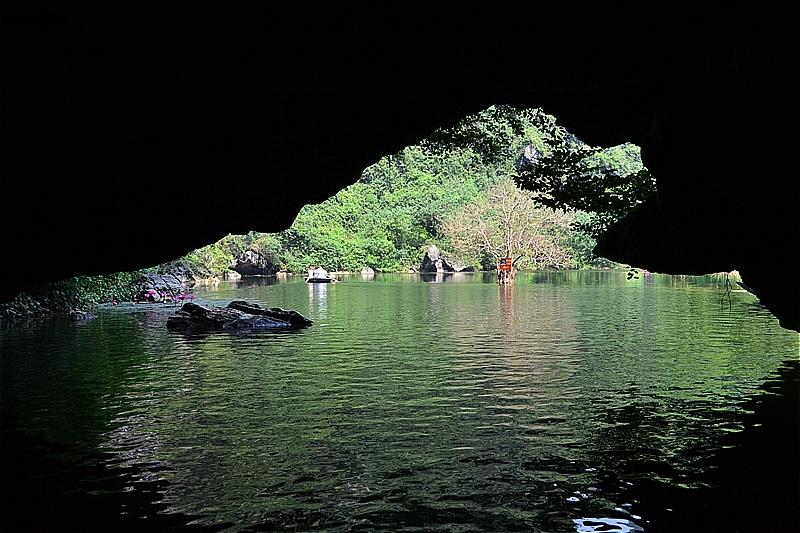 チャンアン洞窟