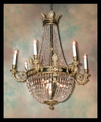 EMPIRE CHANDELIER  Chandelier Online