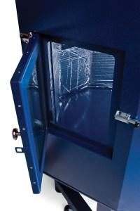The Crypt - Window Door Detail - Open