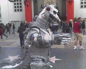 Godzilla Day Los Angeles MechGodzilla