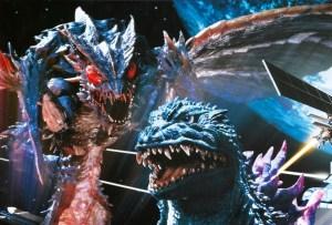 Godzilla Vs Megaguirus 2001