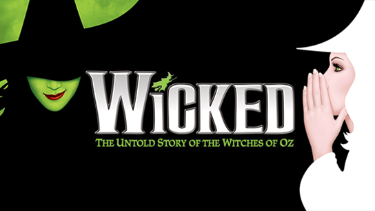 Wicked Broadway Musical artwork