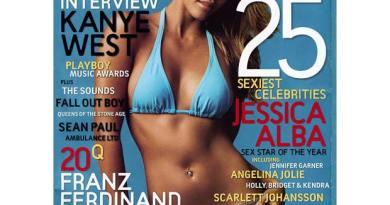 Playboy Jessica Alba