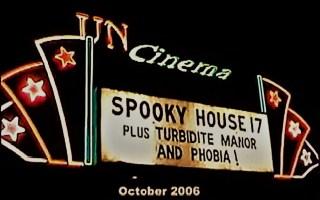 Turbidite Manor at Spooky House