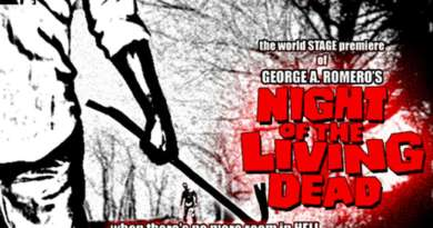 NIght of the Living Dead at Stella Adler Theatre