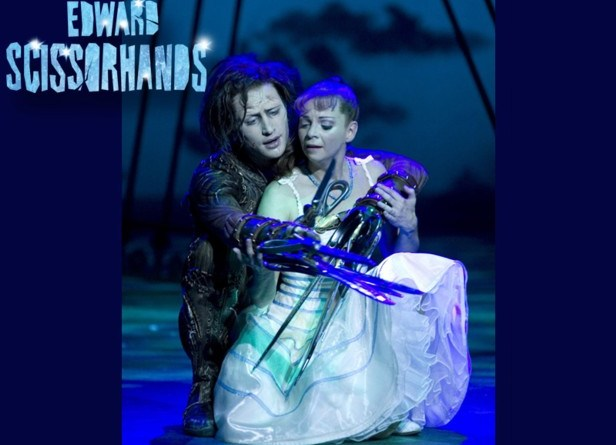 Edward Scissorhands ballet los angeles