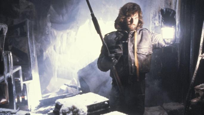 The Thing 1982 Russell