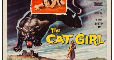 Cat Girl poster 1957