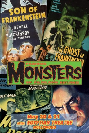 Famous Monsters of Filmland Returns