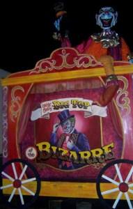Knott's Halloween Haunt Uncle Bobo's maze
