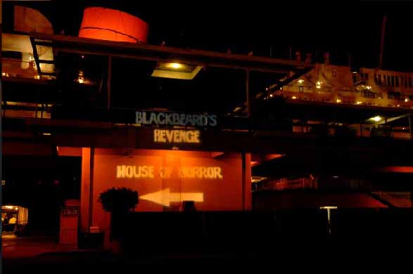 Queen Mary Haunted Shipwreck 2009