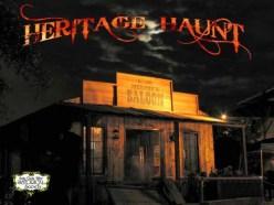 Heritage Haunt saloon