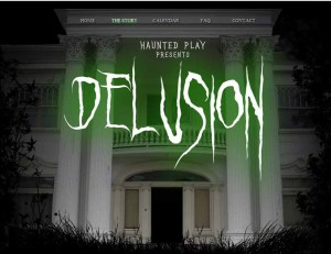 Delusion haunted play 2011