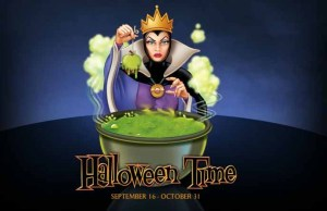 Disneyland Halloween Time 2011