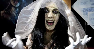 La Llarona at Halloween Horror Nights 2011