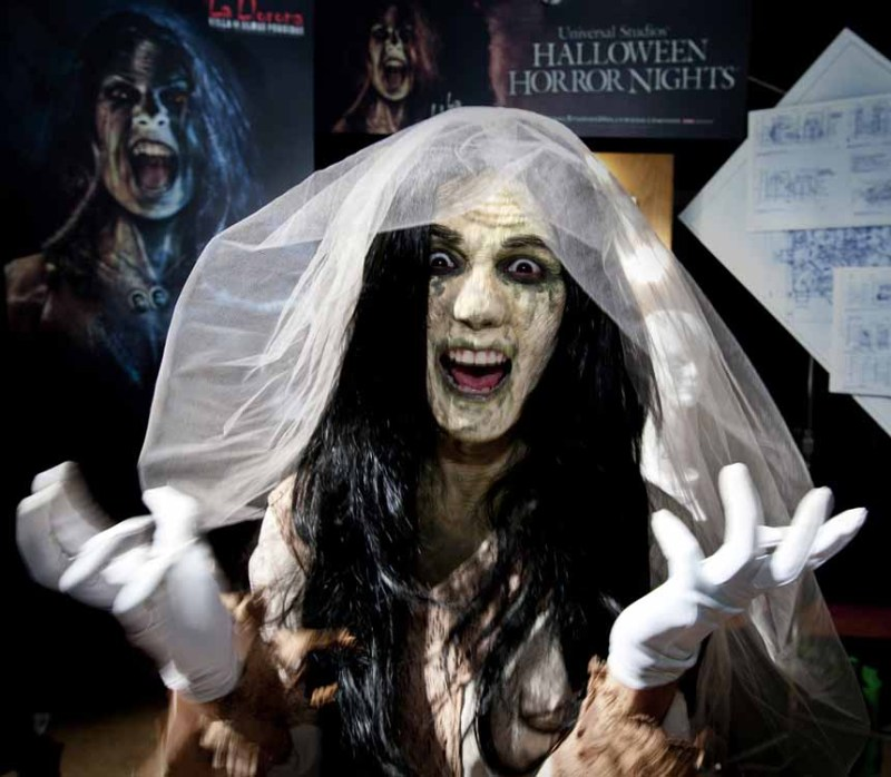 Best Halloween Theme Parks