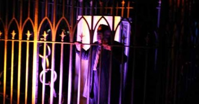 Strathearn Park Ghost Tour Review 2010