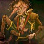 Knotts Scary Farm 2012 Pinocchio