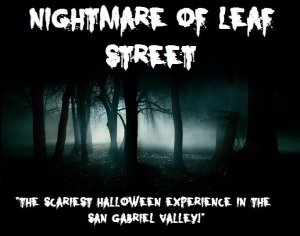nightmare on leaf street