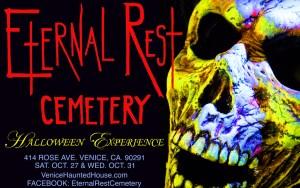 Eternal Rest Cemetery Promo Card 2012