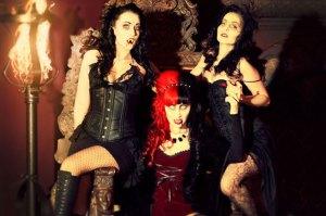 Demonic Denizens of Club Crimson, the 21+ bar