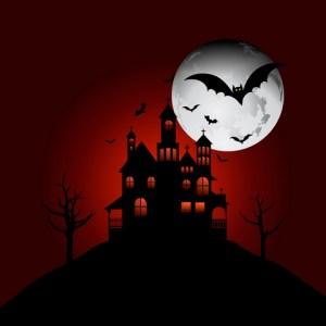 Haunted House-Bat