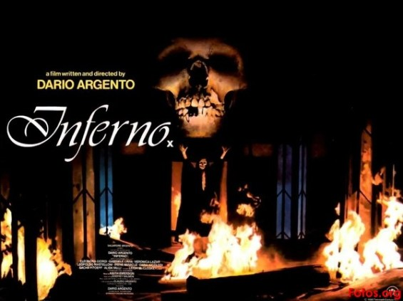 Inferno (1980) horizontal poster