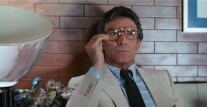 Anthony Franciosa as the author whose novel inspires a serial killer