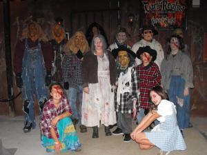 Dark Realms group photo