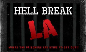 Hell Break L.A. logo