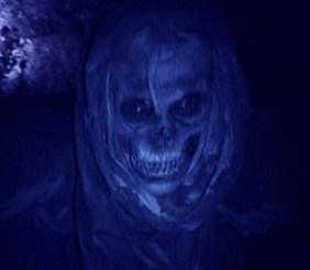Heritage Haunt 2012 grim reaper pop-scare