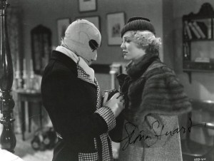 Invisible Man Rains Stuart profile