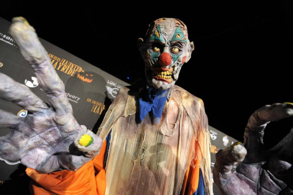 Los Angeles Haunted Hayride 2012 Review
